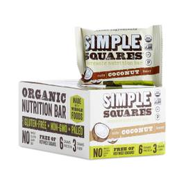 Organic Nutrition Bar, Coconut