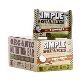 Organic Nutrition Bar, Cho-Coco