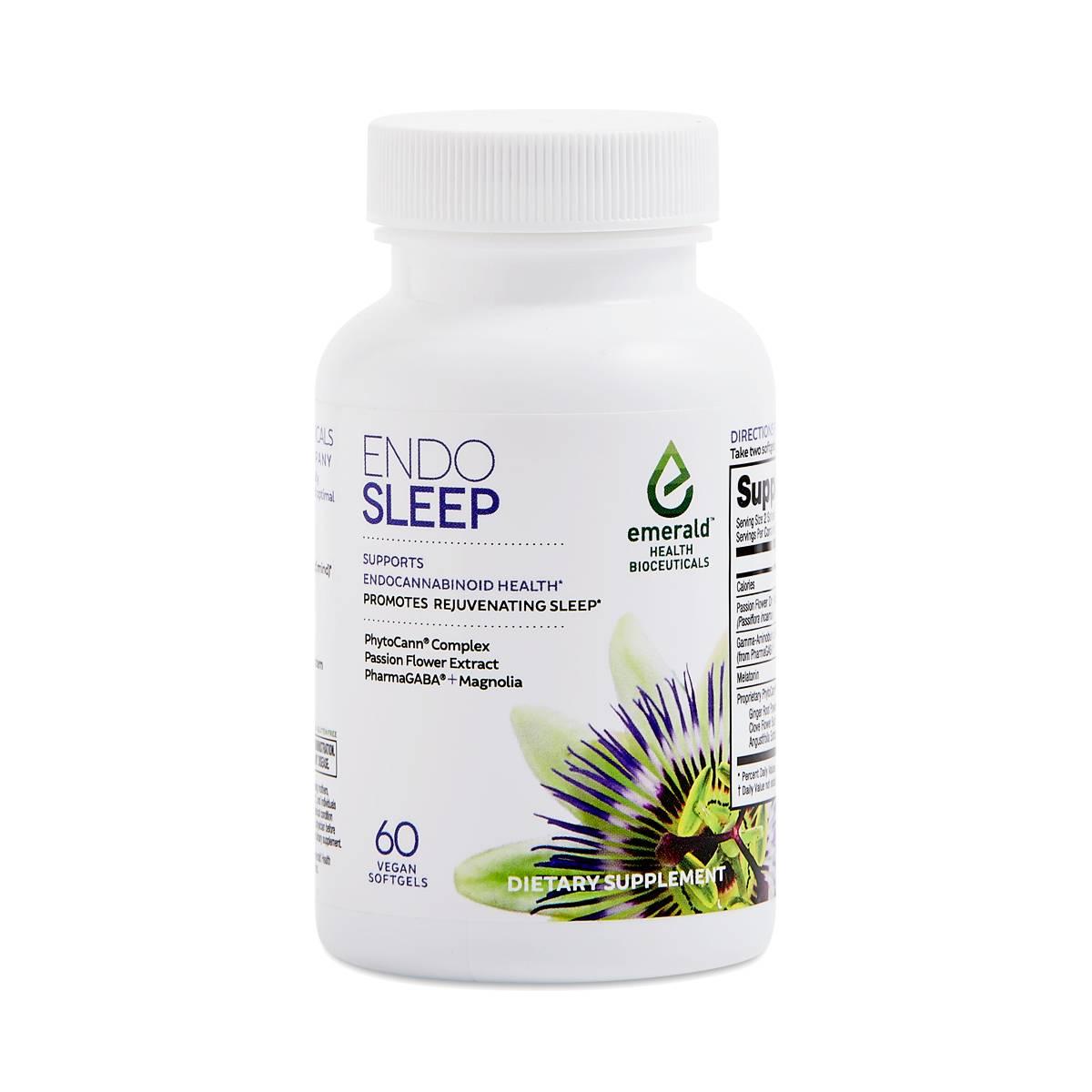 Emerald Health Bioceuticals EndoSleep - Thrive Market