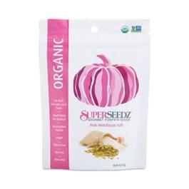 Organic Pink Himalayan Salt Pumpkin Seeds
