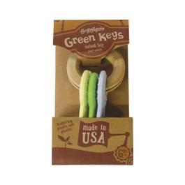 Green Keys Teether