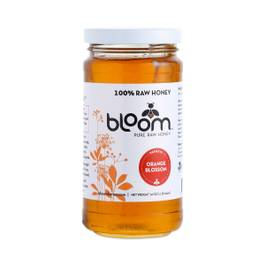 Orange Blossom Pure Raw Honey