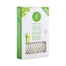 Compostable Forks