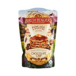 Organic Chocolate Chip Pancake & Waffle Mix