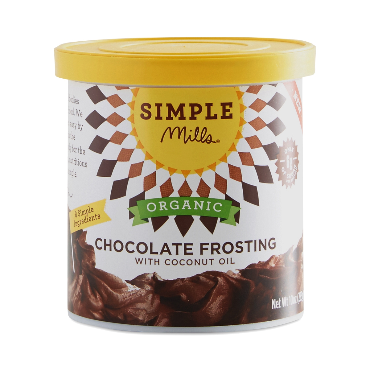 Organic Chocolate Frosting by Simple Mills - Thrive Market