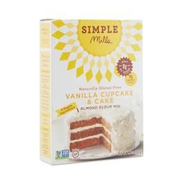 Vanilla Cake Almond Flour Mix