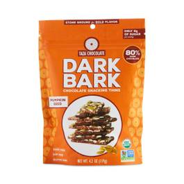 Organic Pumpkin Seed Dark Bark