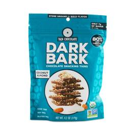 Organic Coconut Almond Dark Bark Bark