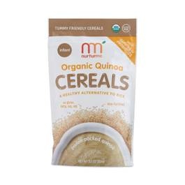 Organic Protein-Packed Quinoa Baby Cereal
