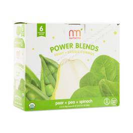 Power Blends: Pear, Pea, Spinach