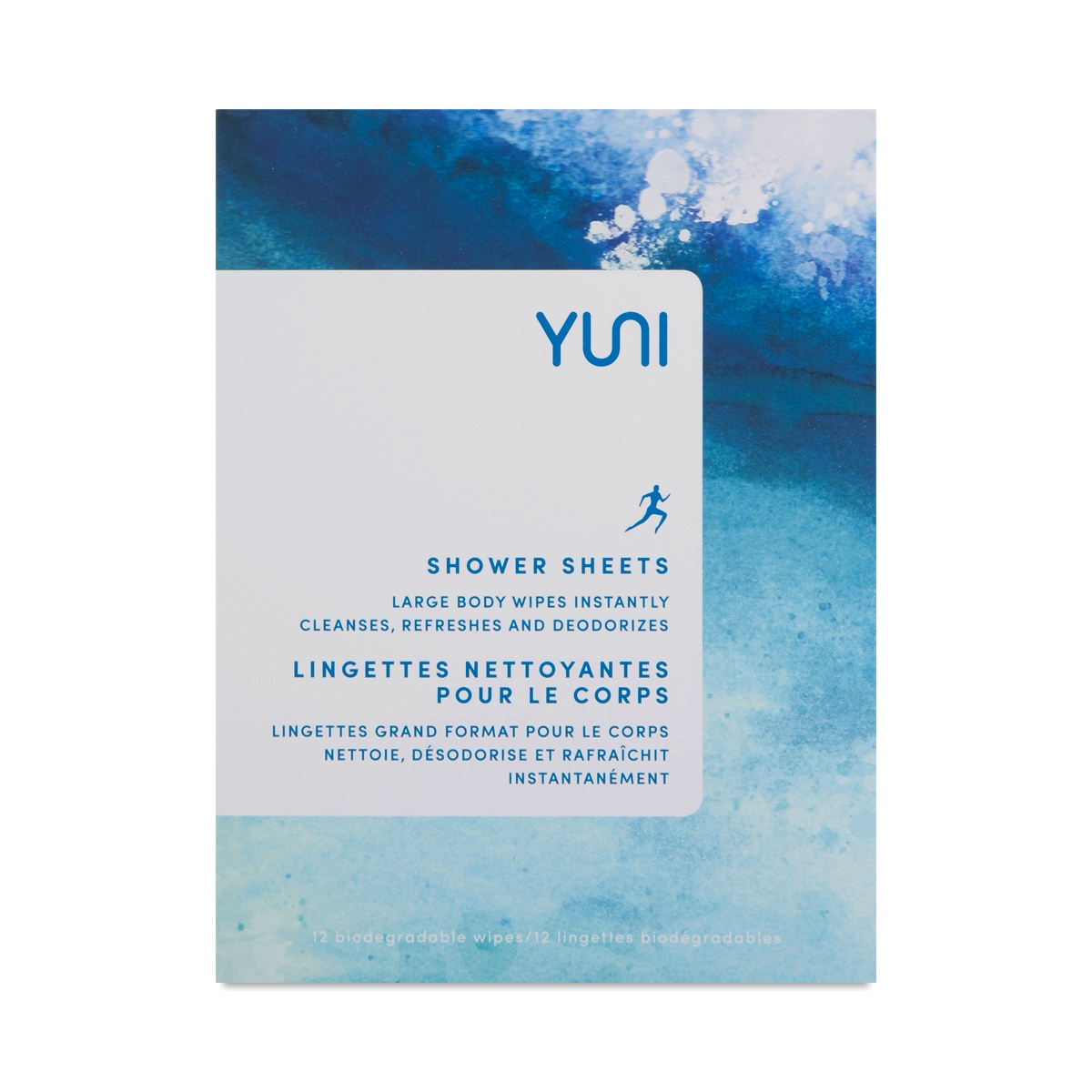 YUNI Beauty Shower Sheets - Thrive Market