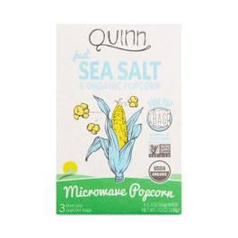 Just Sea Salt Microwave Popcorn