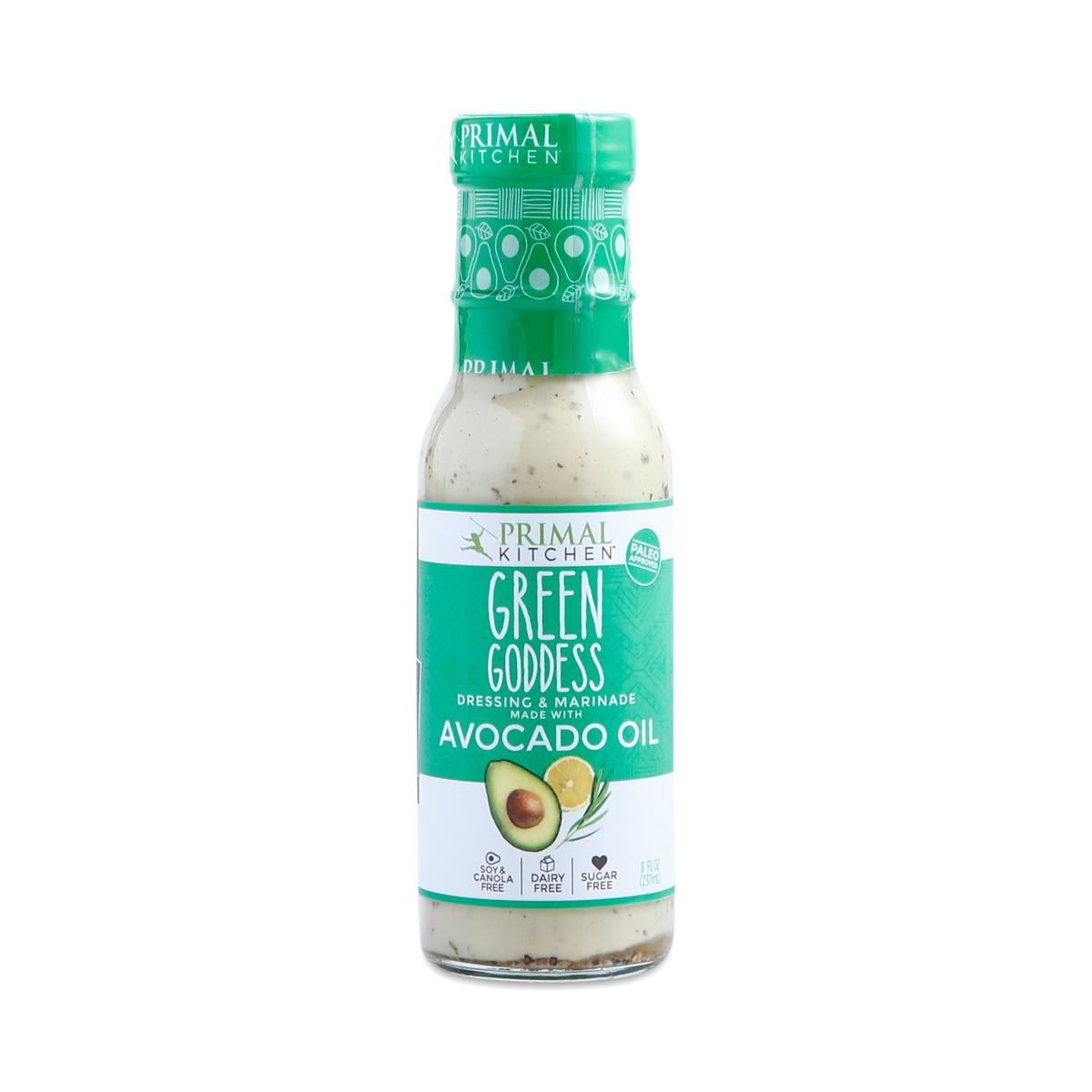 Primal Kitchen Green Goddess Avocado Oil Dressing