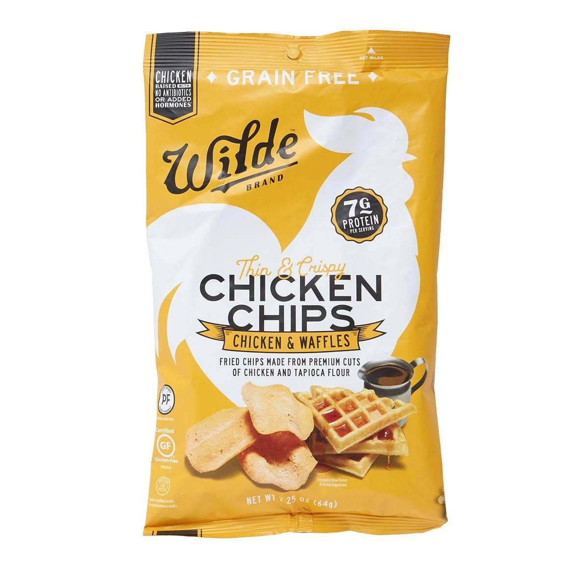chicken chips wilde