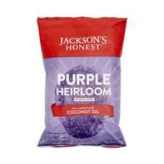 Purple Heirloom Potato Chips
