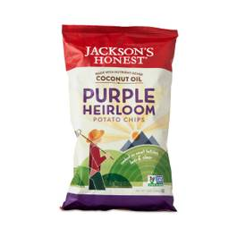 Purple Heirloom Potato Chips