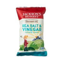 Sea Salt and Vinegar Potato Chips