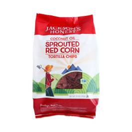 Sprouted Red Corn Tortilla Chips