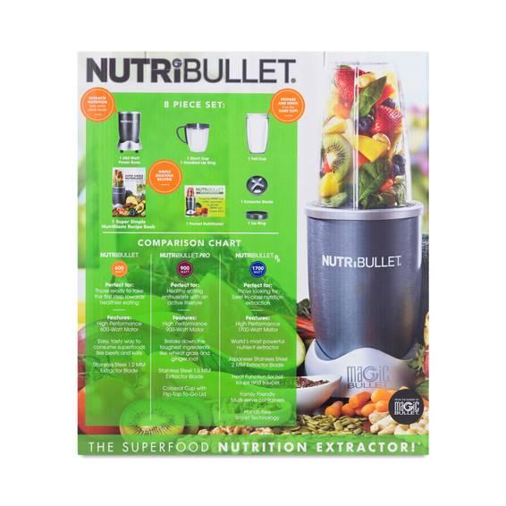 NutriBullet NutriBullet 600-Watt Classic Bundle - Thrive Market