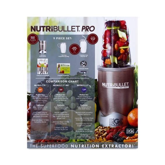 900-Watt Blender by NutriBullet - Thrive Market