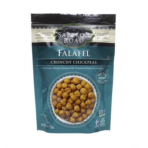 Non-GMO Crunchy Chickpeas - Falafel