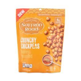 Honey Roasted Crunchy Chickpeas