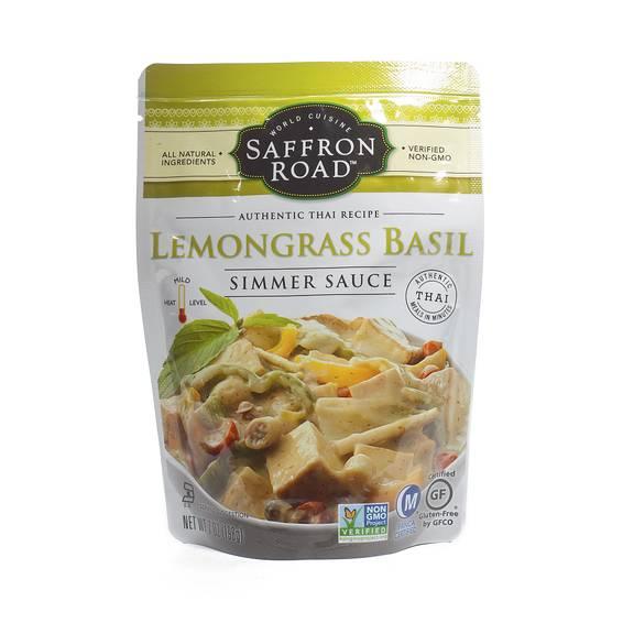 Lemongrass Basil Simmer Sauce