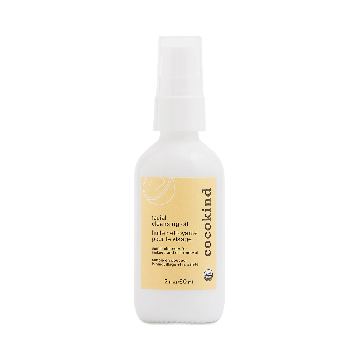 Teen ginger organic facial cleanser