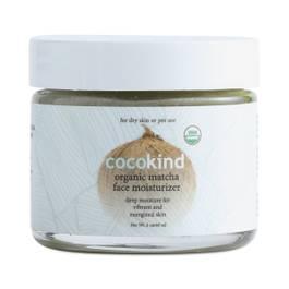 Organic Matcha Face Moisturizer