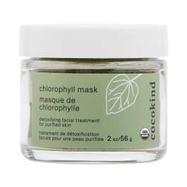 Organic Ultra Chlorophyll Face Mask