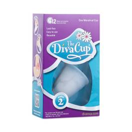 Diva Cup Model 2 After Childbirth Menstrual Cup