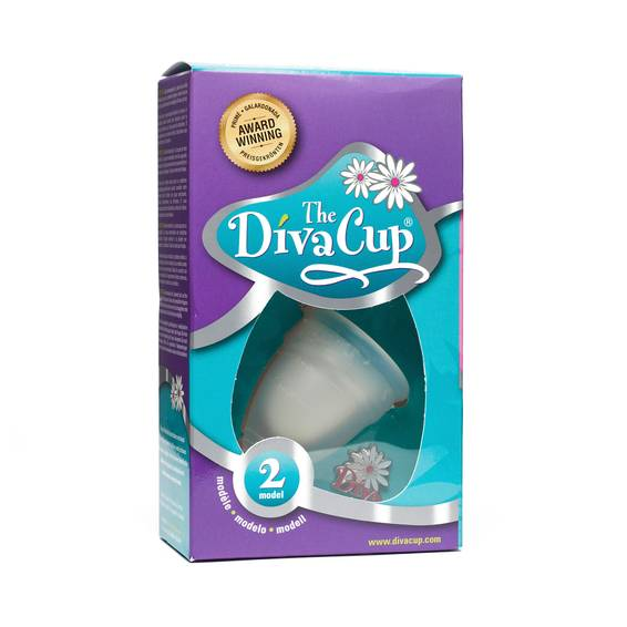 Diva Cup Model 2 After Childbirth