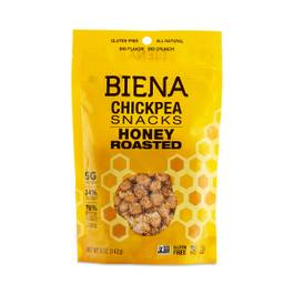 Honey Roasted Chickpea Snacks