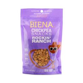 Rockin' Ranch Chickpea Snacks