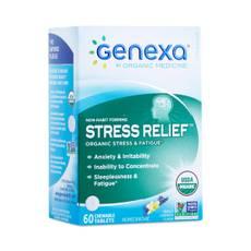 Organic Stress & Fatigue Relief