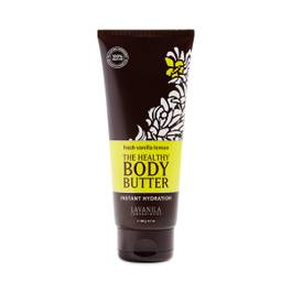 The Healthy Body Butter - Fresh Vanilla Lemon