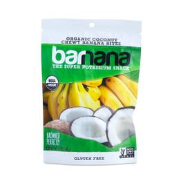 Organic Coconut Chewy Banana Bites