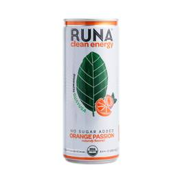 Organic Guayusa Energy Drink, Blood Orange