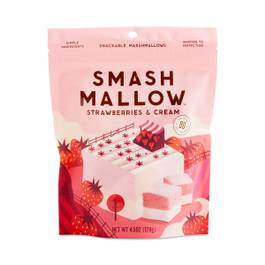Strawberries & Cream Snackable Marshmallows