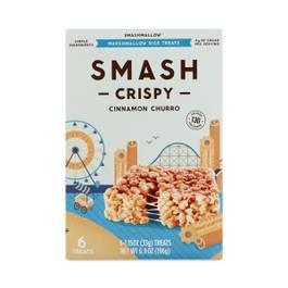 Smash Crispy Cinnamon Churro