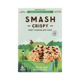 Smash Crispy Mint Chocolate Chip