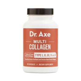 Dr. Axe Multi Collagen Protein - Capsules