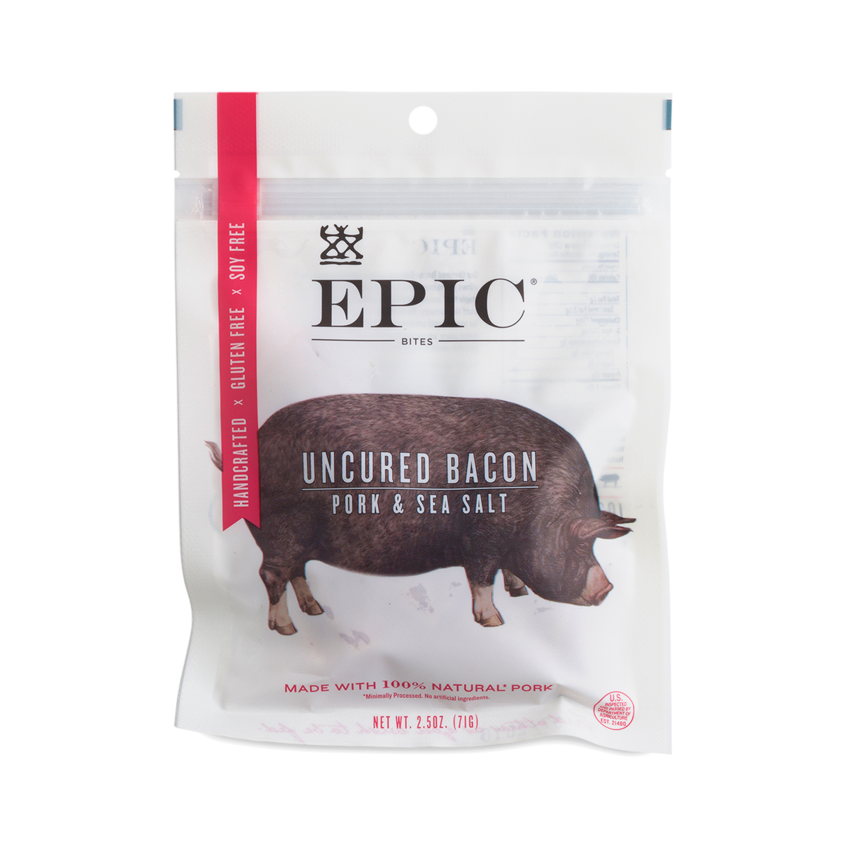 Epic MegaGames Uncured Bacon Bites