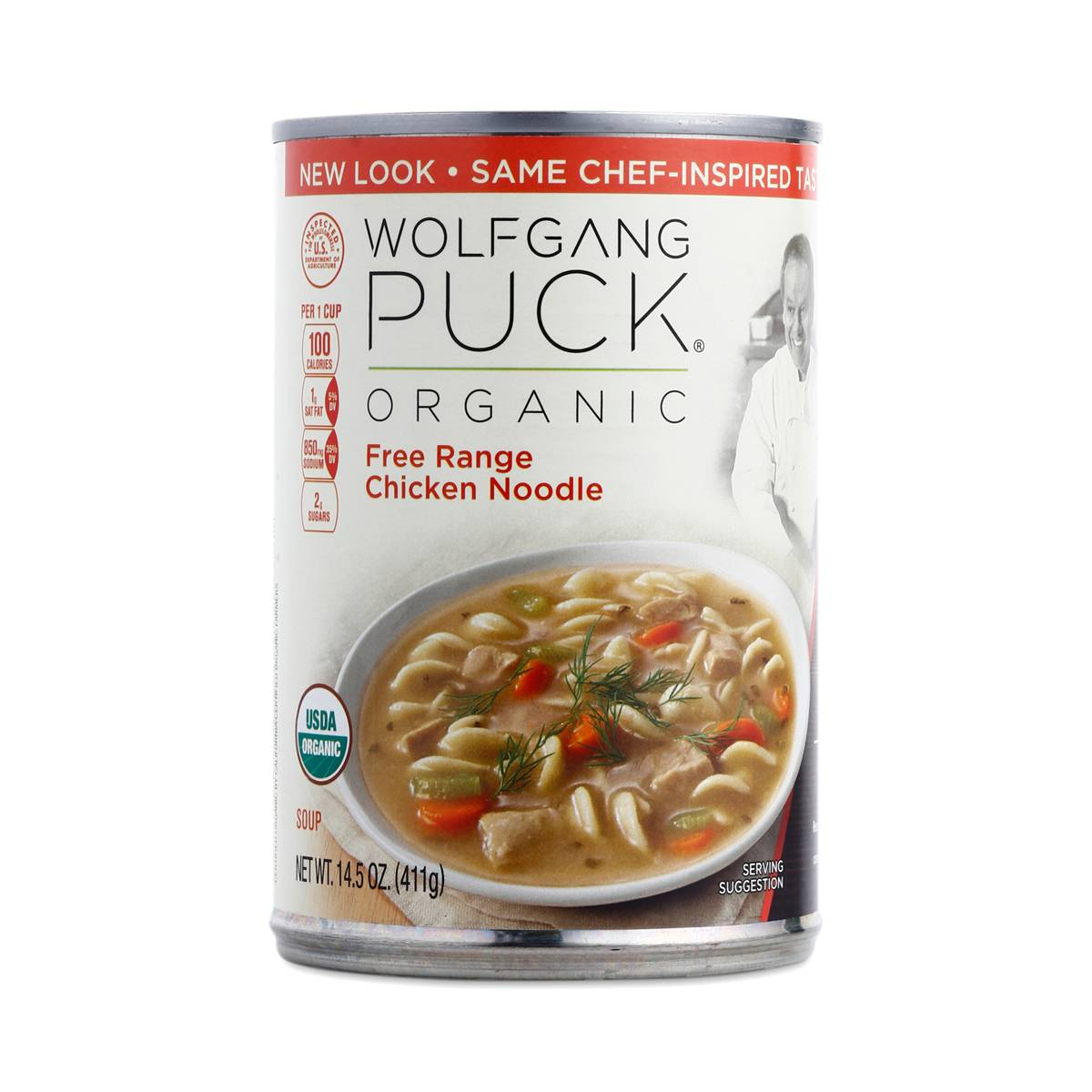 Organic Chicken Noodle Soup by Wolfgang Puck - Thrive Market