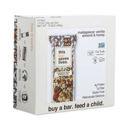 Madagascar Vanilla, Almond & Honey Bars