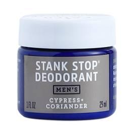 Stank Stop Deodorant, Cypress & Coriander