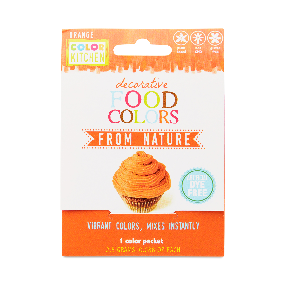 Orange Food Coloring by ColorKitchen - Thrive Market
