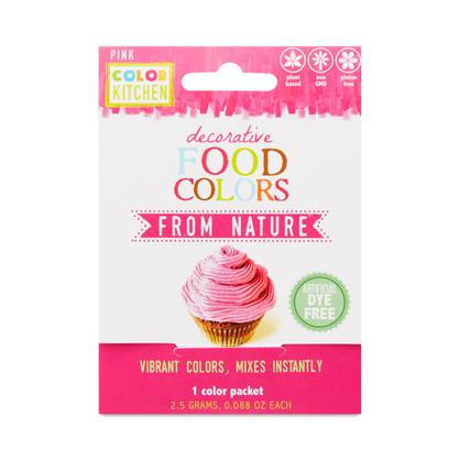Pink Food Coloring by ColorKitchen - Thrive Market