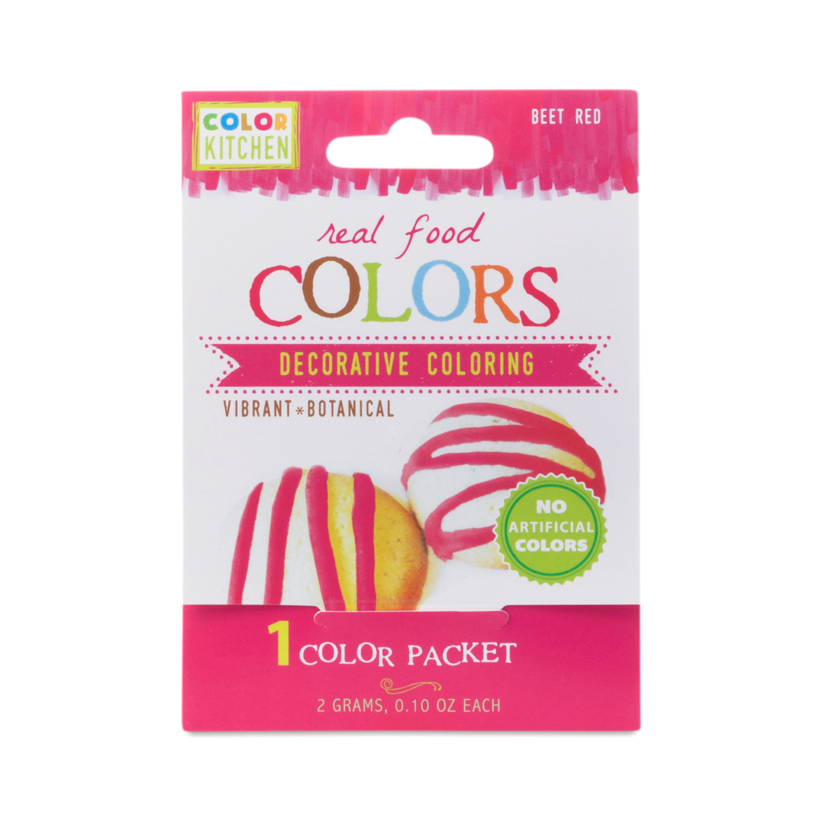 Color Kitchen Beet Red Food Coloring