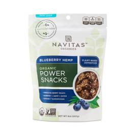 Blueberry Hemp Power Snacks